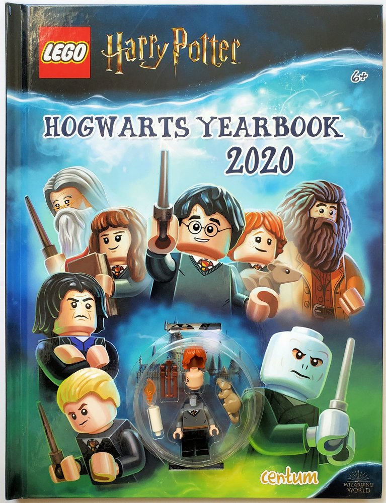 Harry Potter: Hogwarts Yearbook 2020