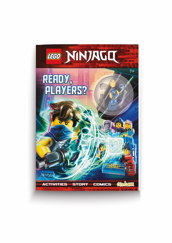 Ninjago: Ready, Players?