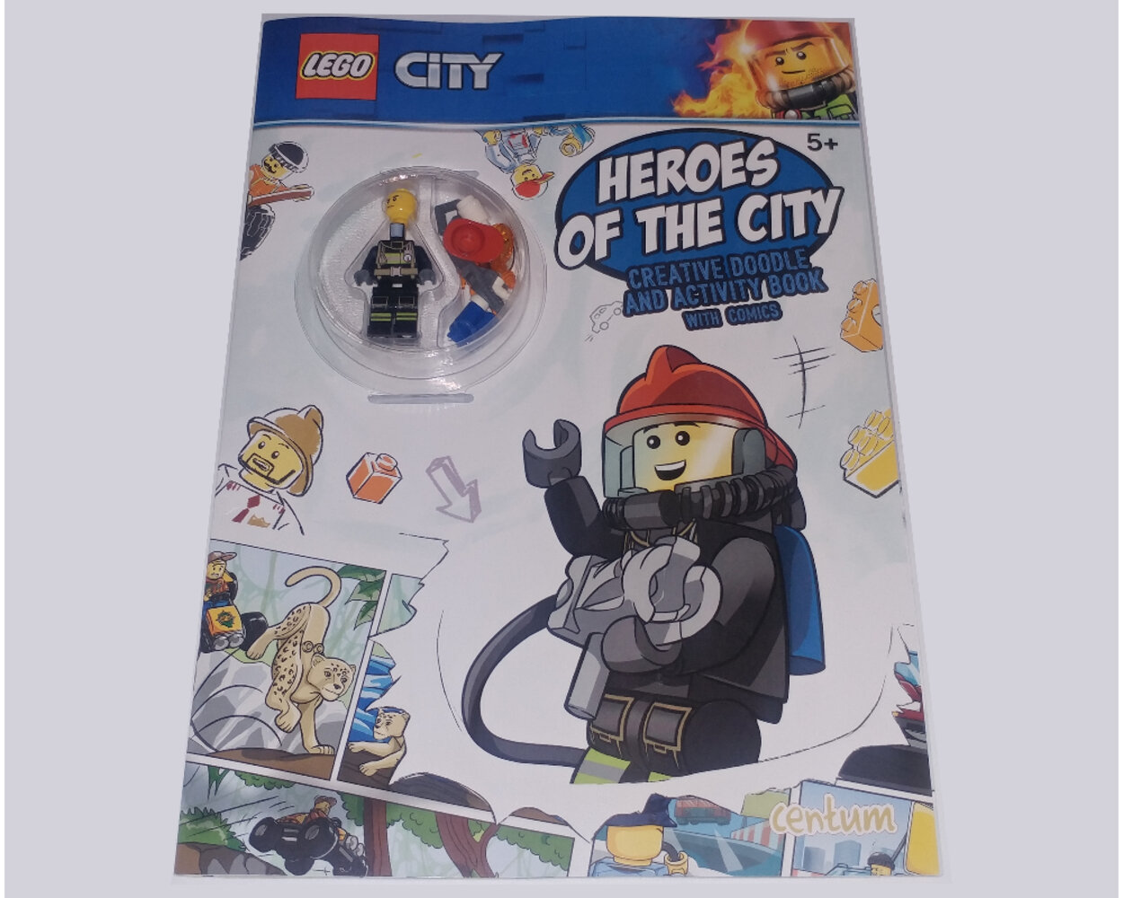 City: Heroes of the City