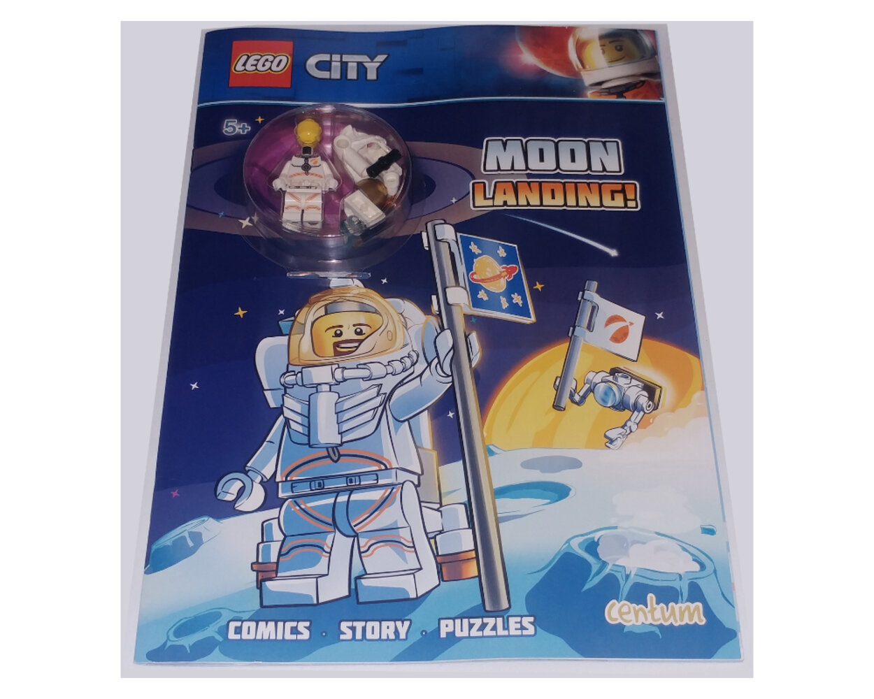City: Moon Landing