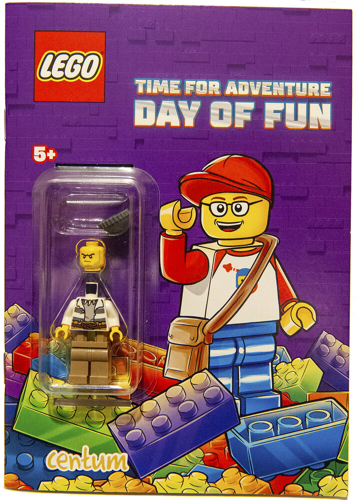 LEGO Time For Adventure Day of Fun