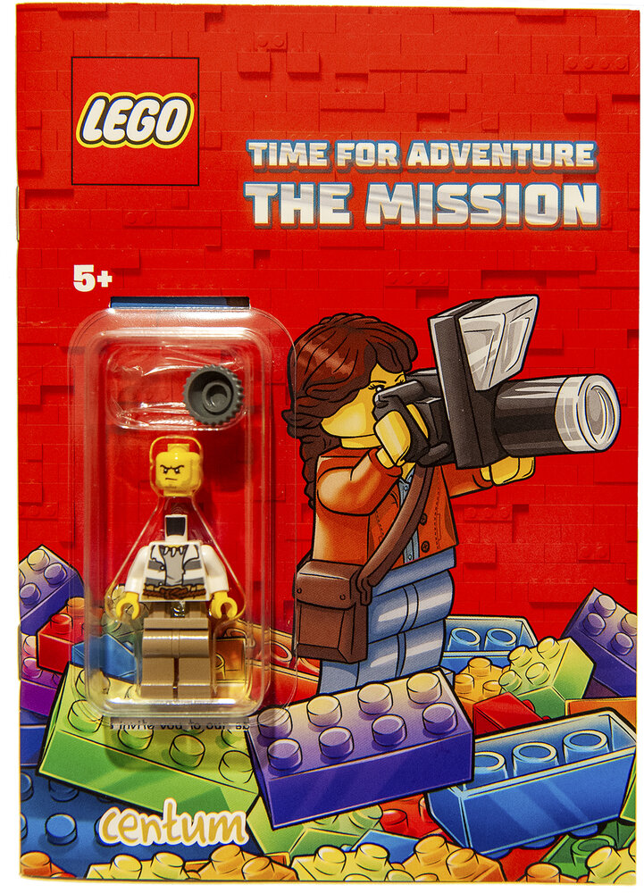 LEGO Time For Adventure The Mission