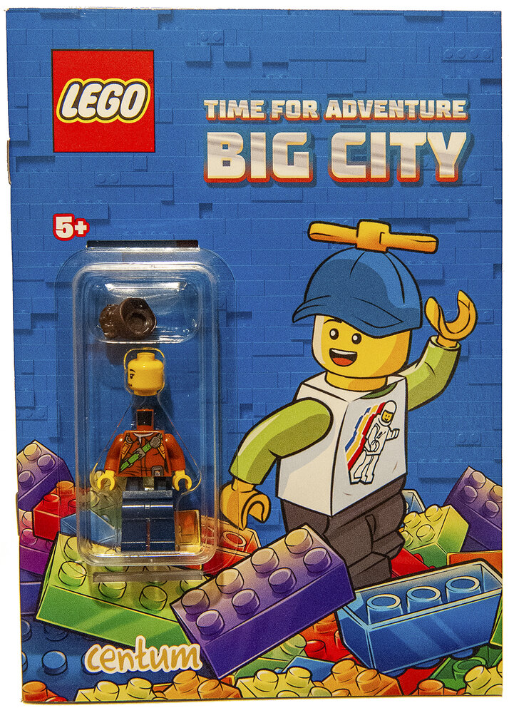 LEGO Time For Adventure Big City