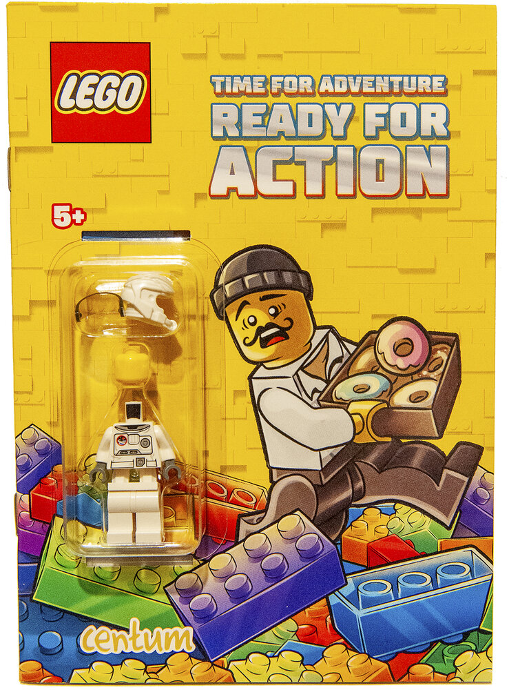 LEGO Time For Adventure Ready For Action