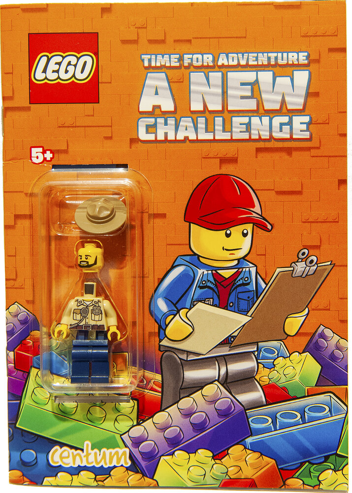LEGO Time For Adventure A New Challenge