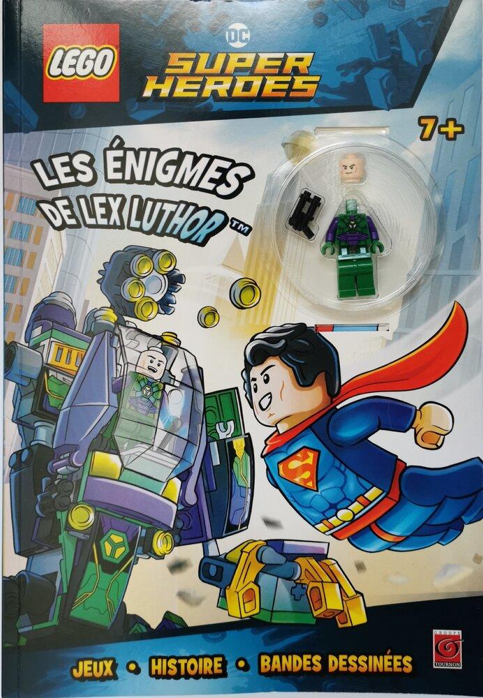 DC Comics Super Heroes - Les énigmes de Lex Luthor