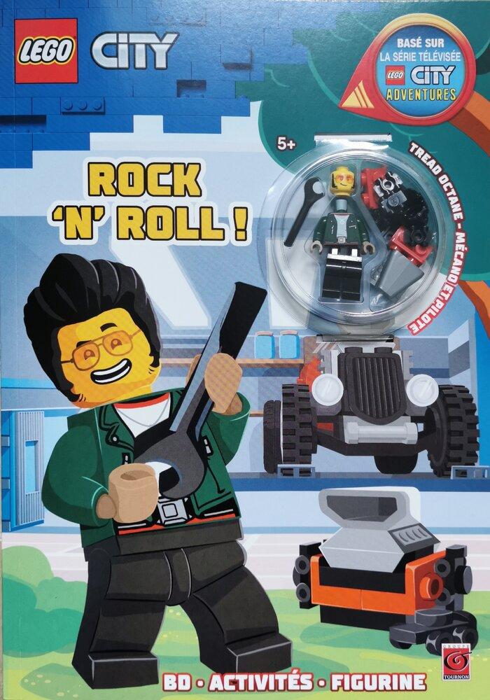 City: Rock 'n' Roll!