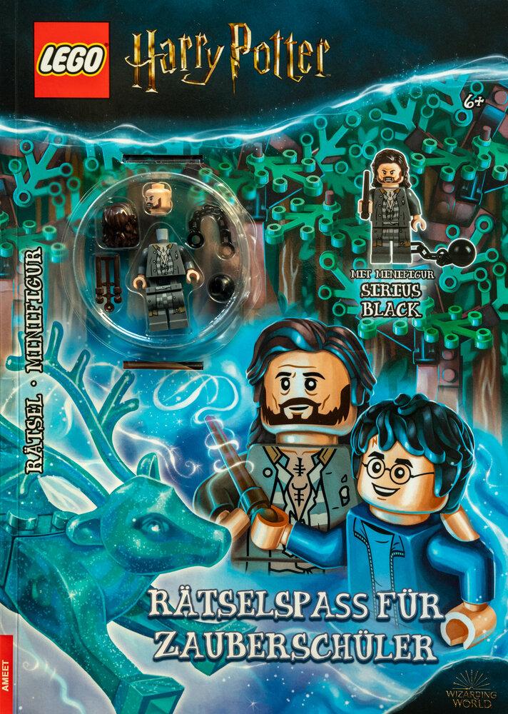 Harry Potter: Rätselspaß für Zauberschüler