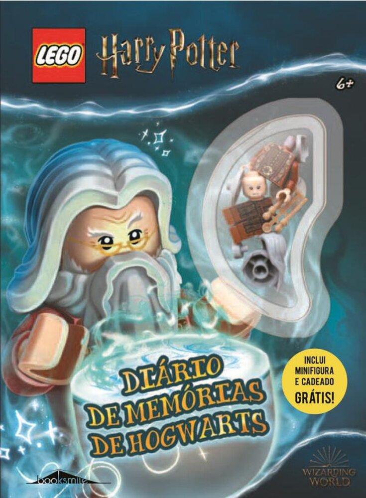 Harry Potter: Diário de Memórias de Hogwarts