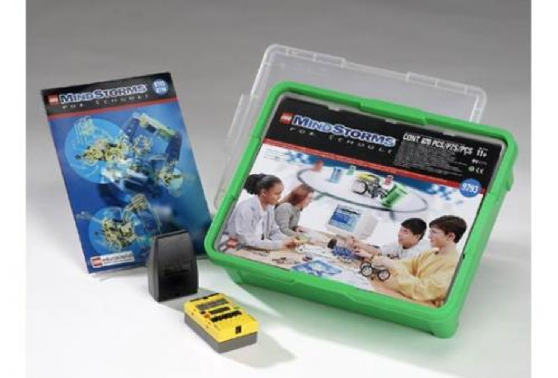 ROBOLAB Team Challenge Set Version 2.5 [Serial Transmitter]