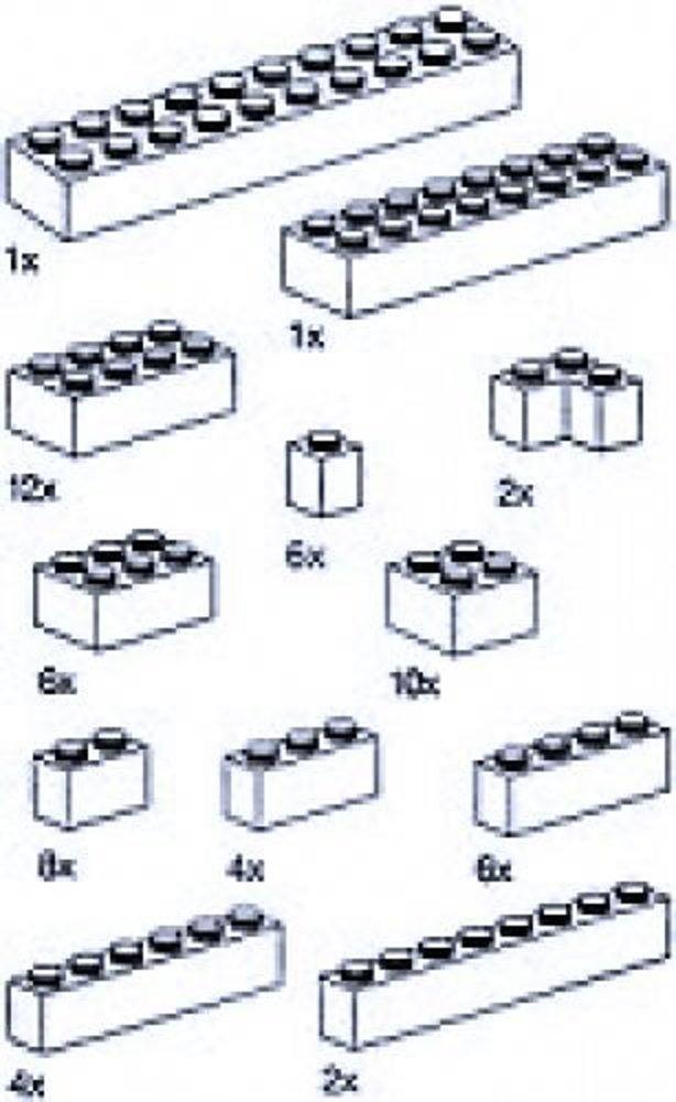 Basic Bricks (red)