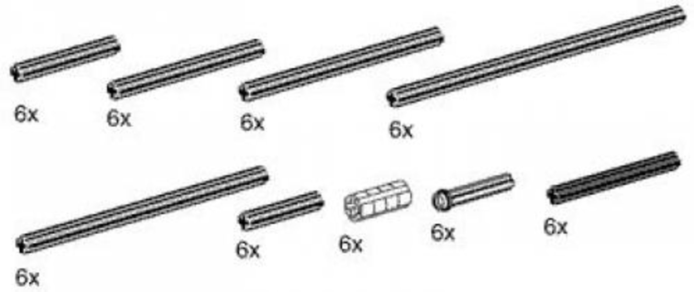 Axles and Extenders