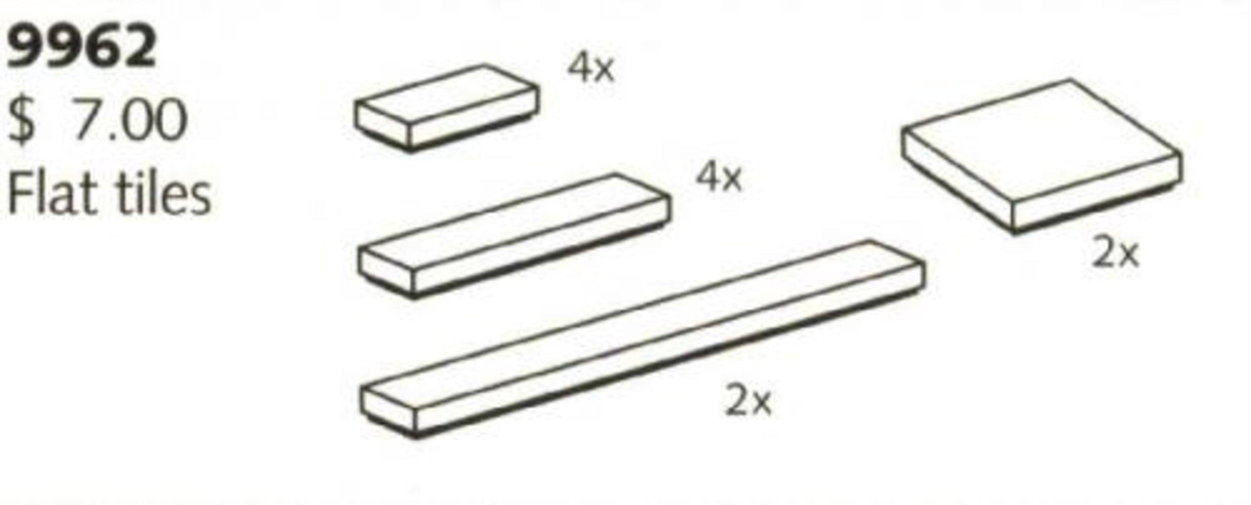 Flat Tiles