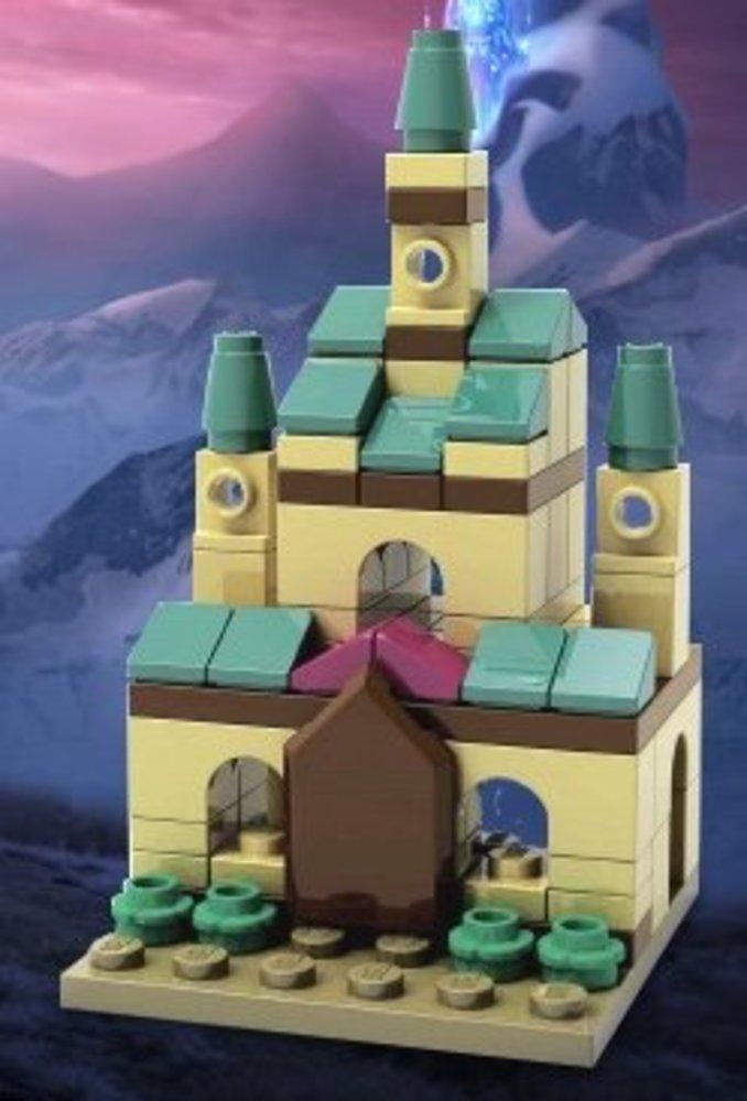 Arendelle Castle