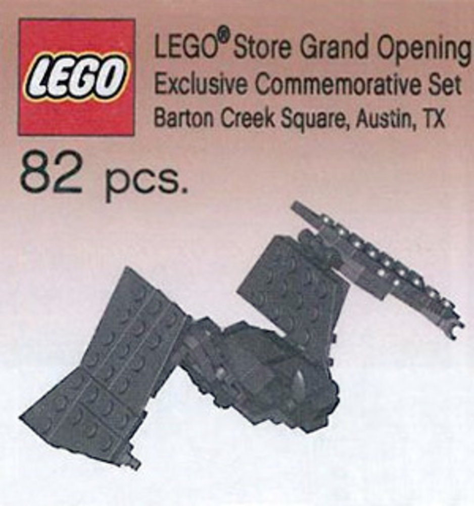 LEGO Store Grand Opening Exclusive Set, Barton Creek Square, Austin, TX