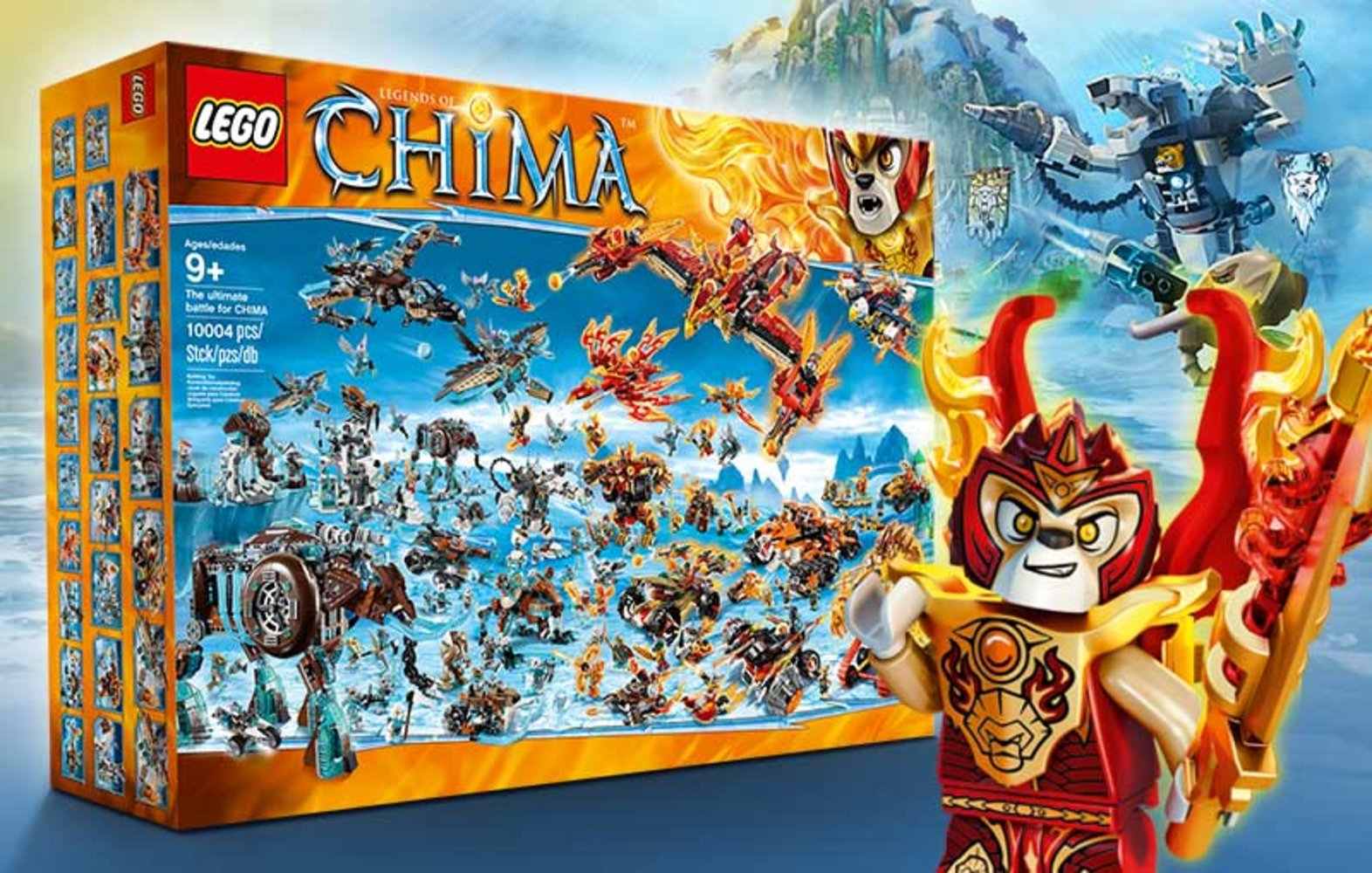 The Ultimate Battle for Chima