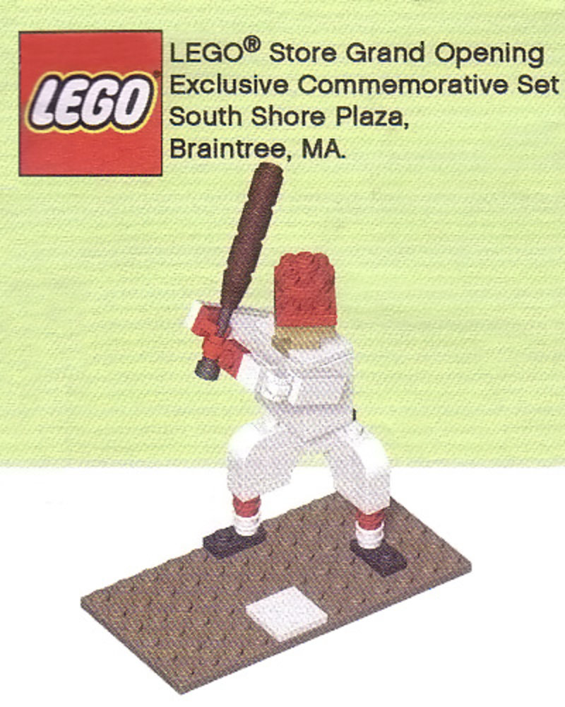 LEGO Store Grand Opening Exclusive Set, South Shore Plaza, Braintree, MA