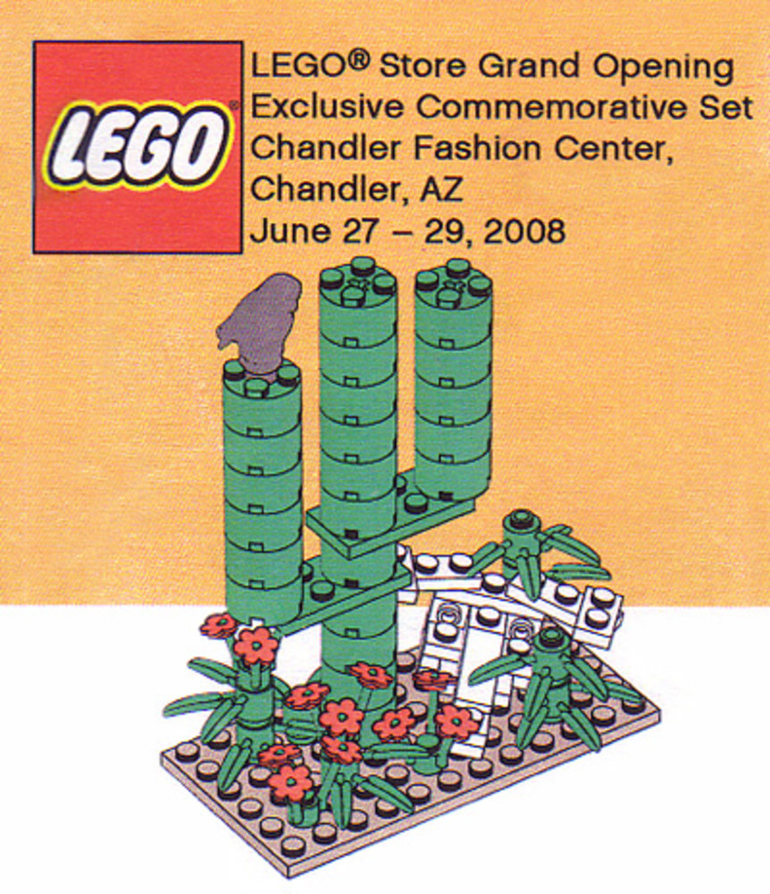 LEGO Store Grand Opening Exclusive Set, Chandler Fashion Center, Chandler, AZ