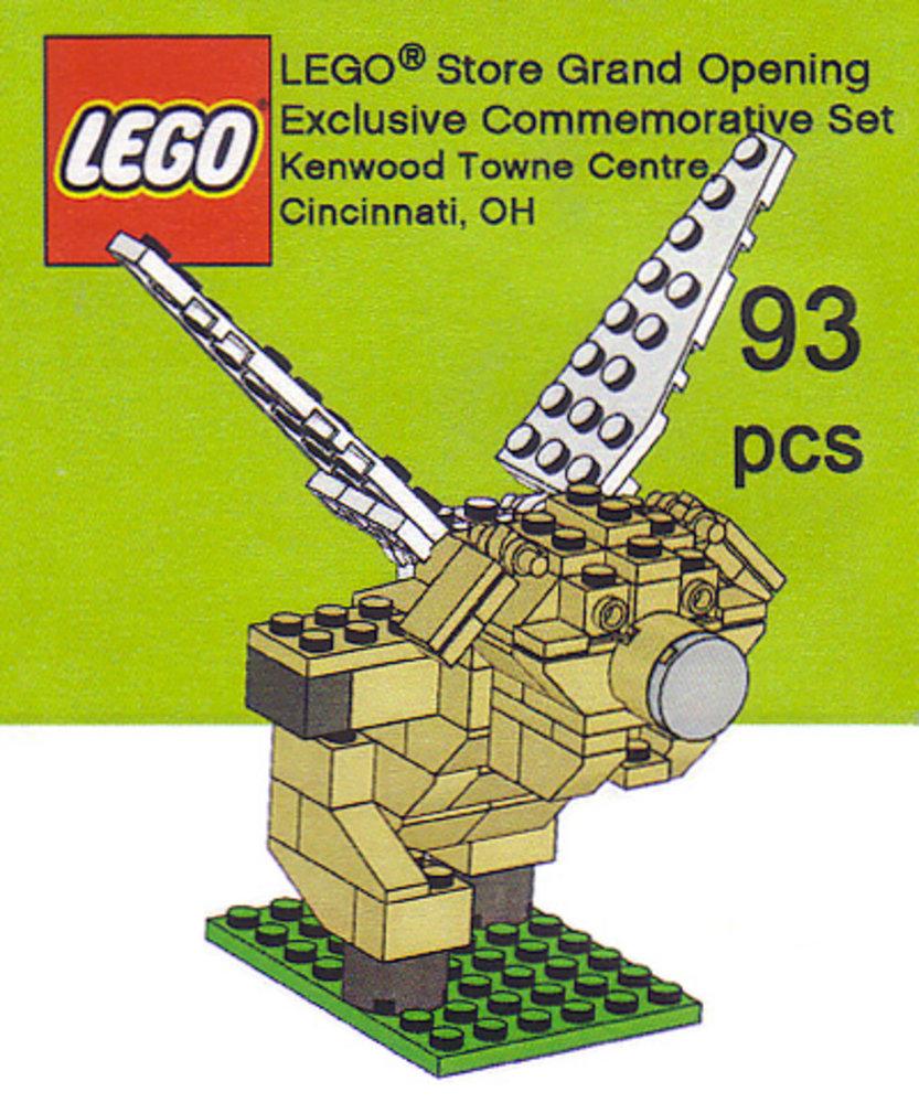 LEGO Store Grand Opening Exclusive Set, Kenwood Towne Centre, Cincinnati, OH