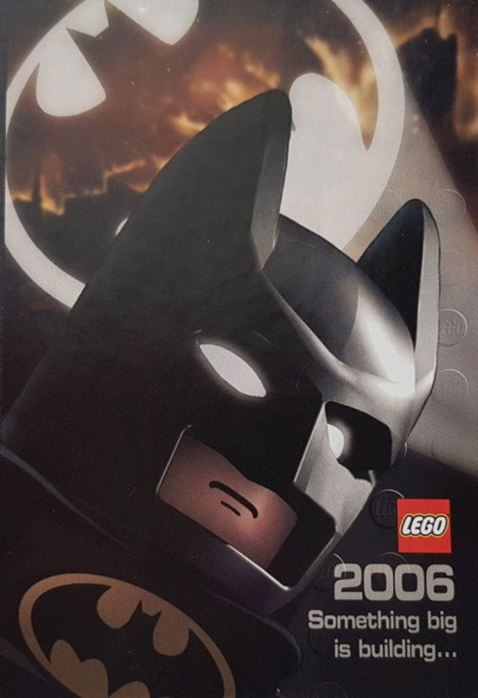 Commemorative Limited Edition Batman Announcement