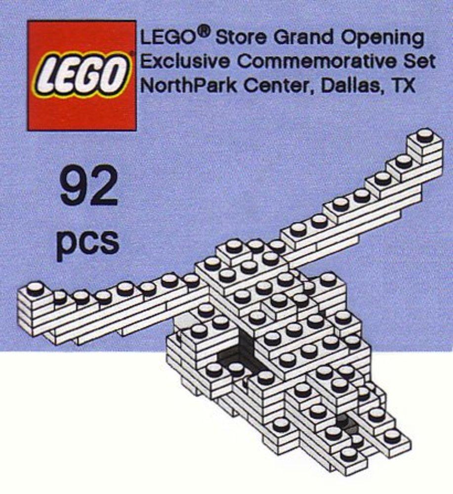LEGO Store Grand Opening Exclusive Set, NorthPark Center, Dallas, TX