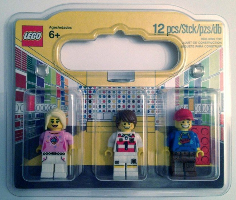 LEGO Store Grand Opening Exclusive Set, Essen