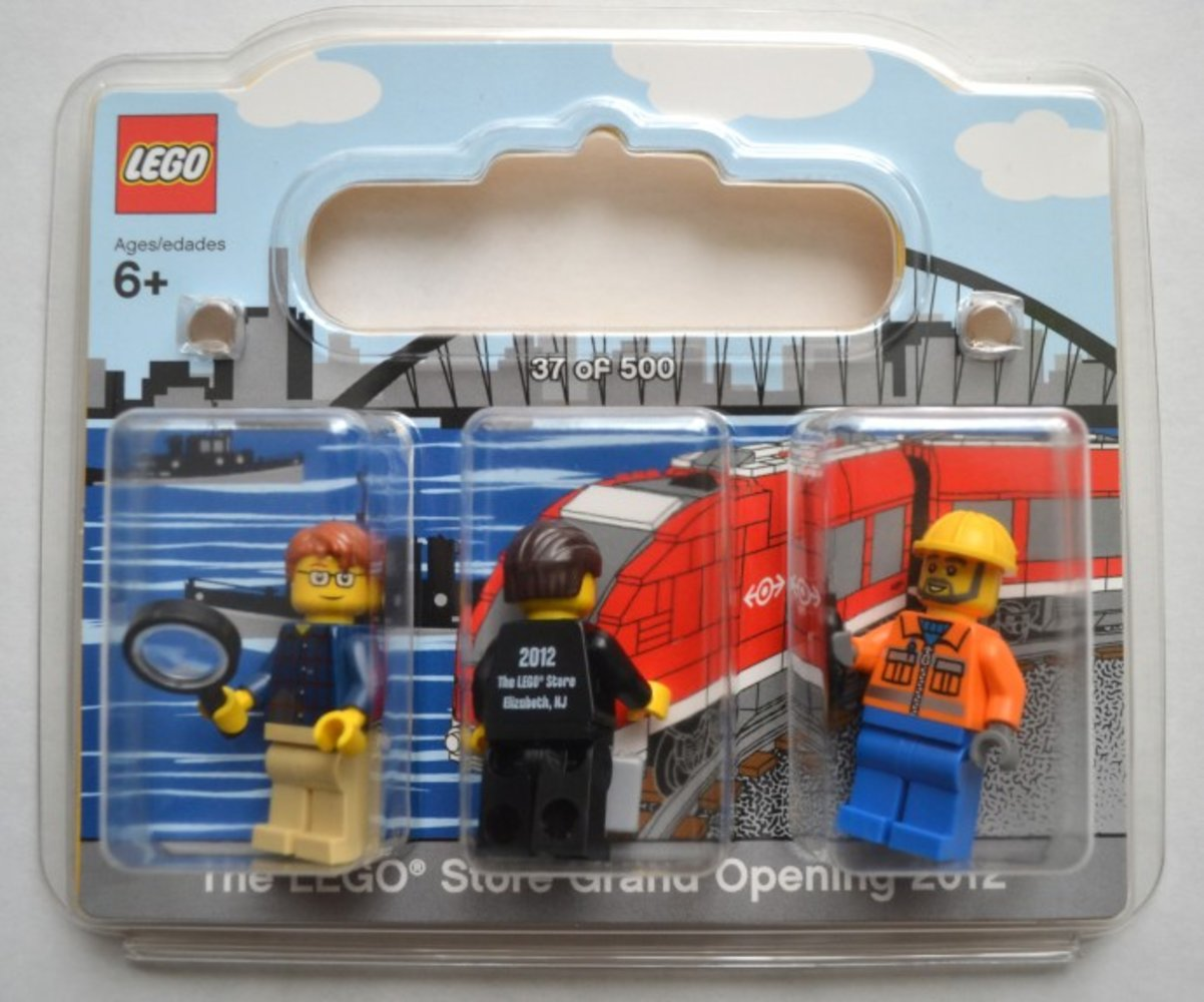 LEGO Store Grand Opening Exclusive Set, Jersey Gardens, Elizabeth, NJ