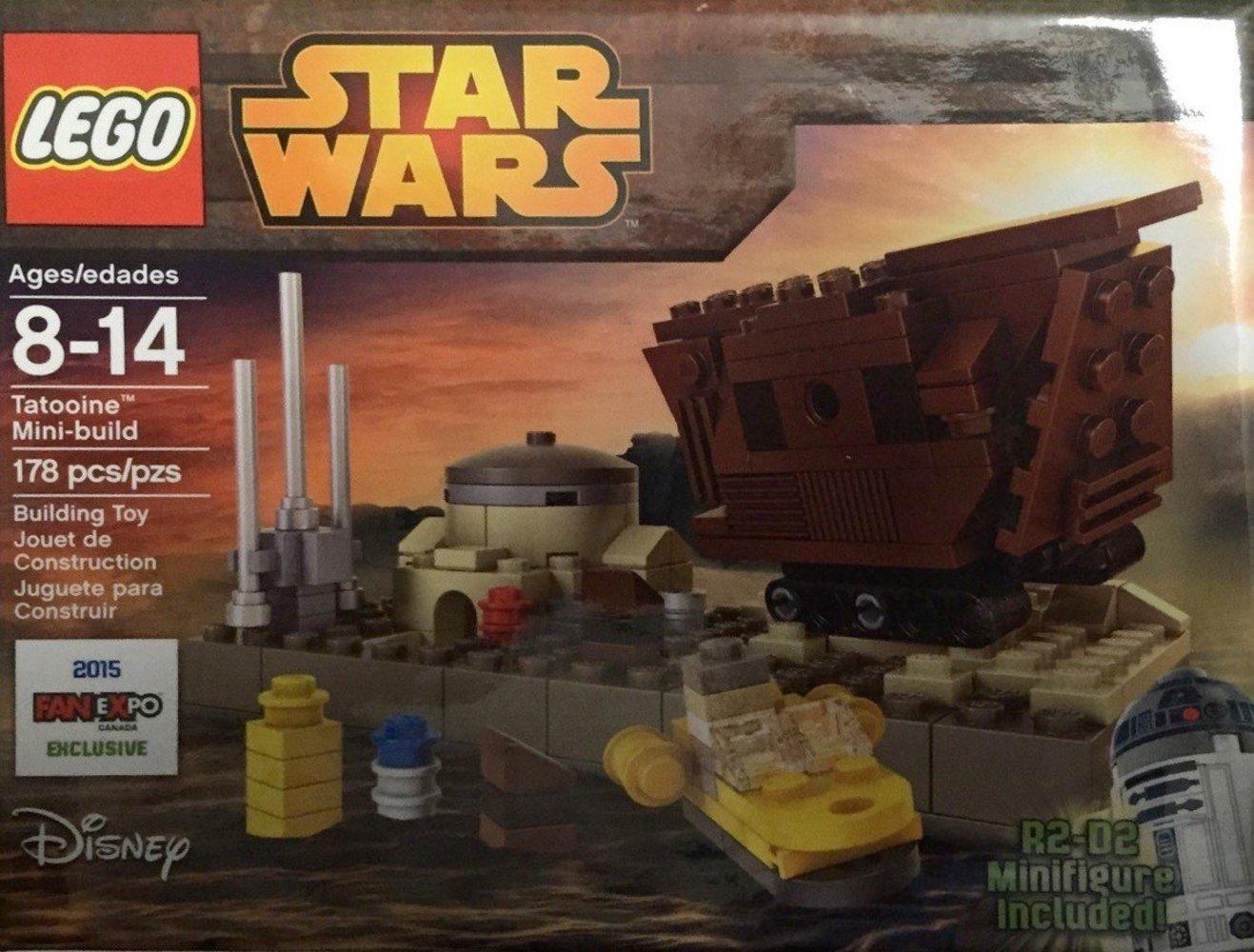 Tatooine Mini-Build (FAN EXPO Version)