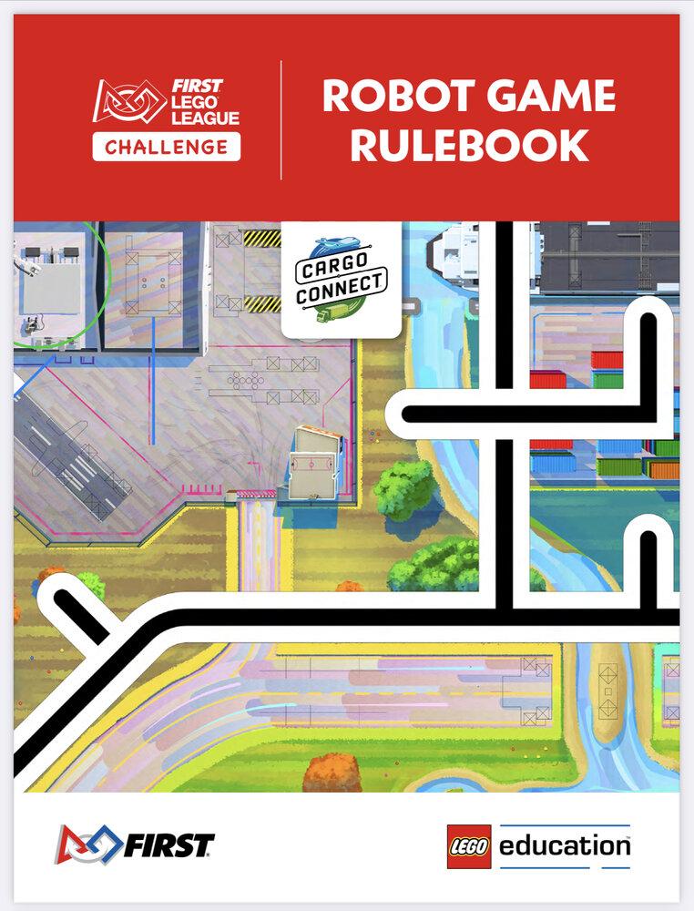 CARGO CONNECT Robot Game Rulebook