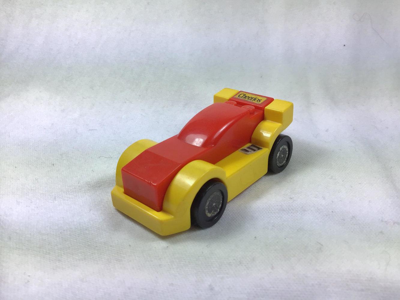General Mills Race Car 3