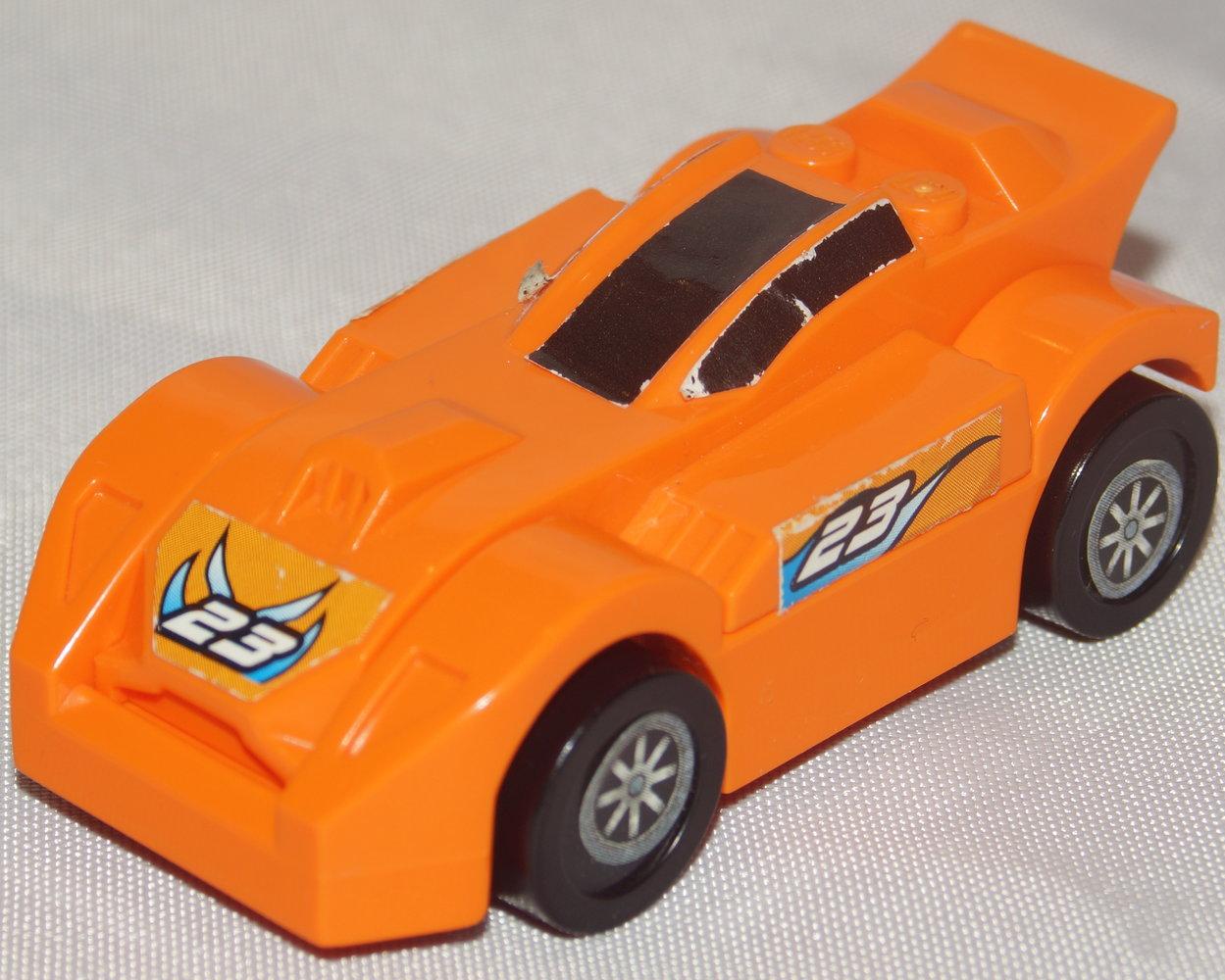 General Mills Race Car 5