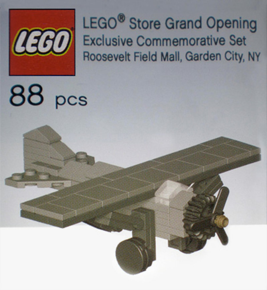LEGO Store Grand Opening Exclusive Set, Roosevelt Field Mall, Garden City, NY