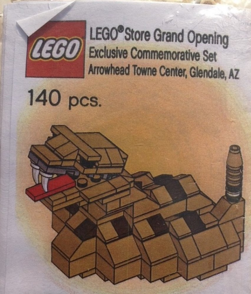 LEGO Store Grand Opening Exclusive Set, Arrowhead Towne Center, Glendale AZ
