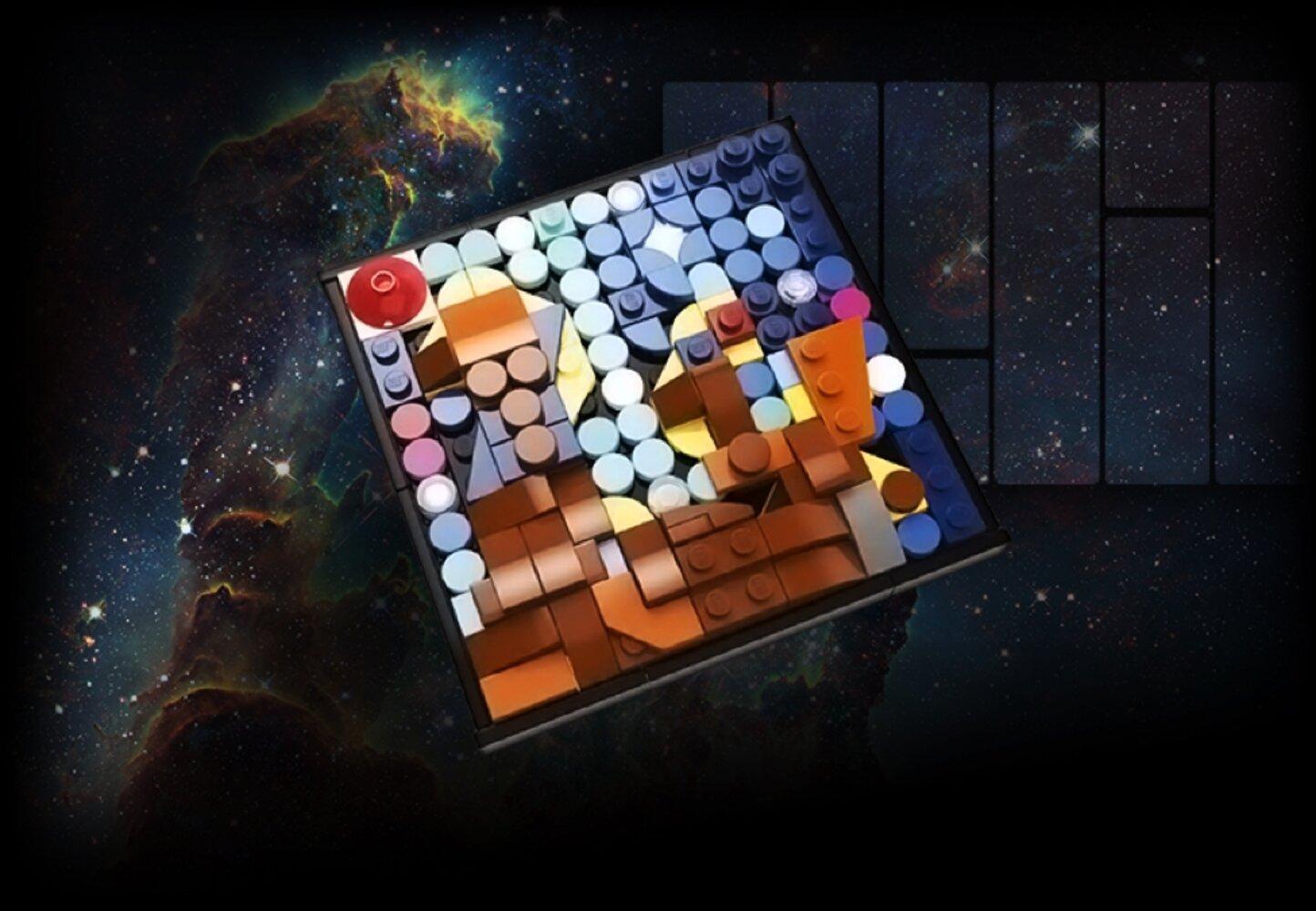 Hubble Image Mosaic