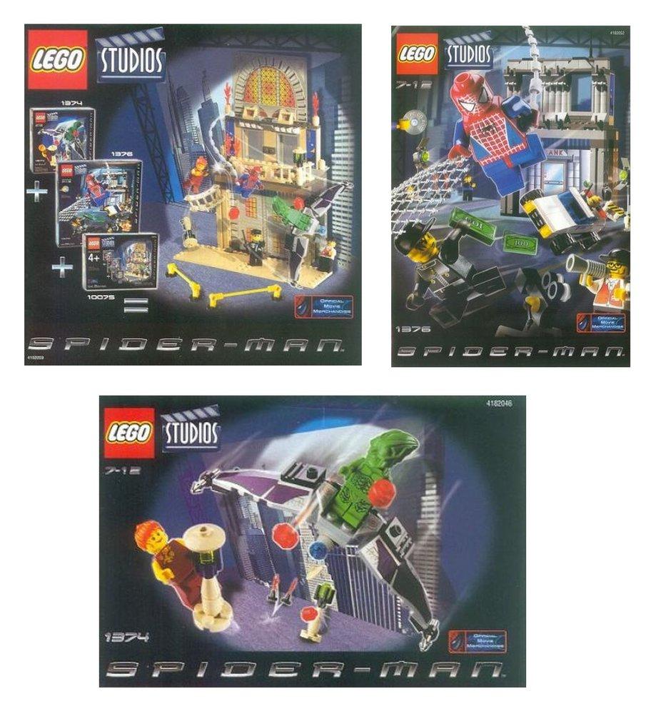 Spider-Man Adventure Kit