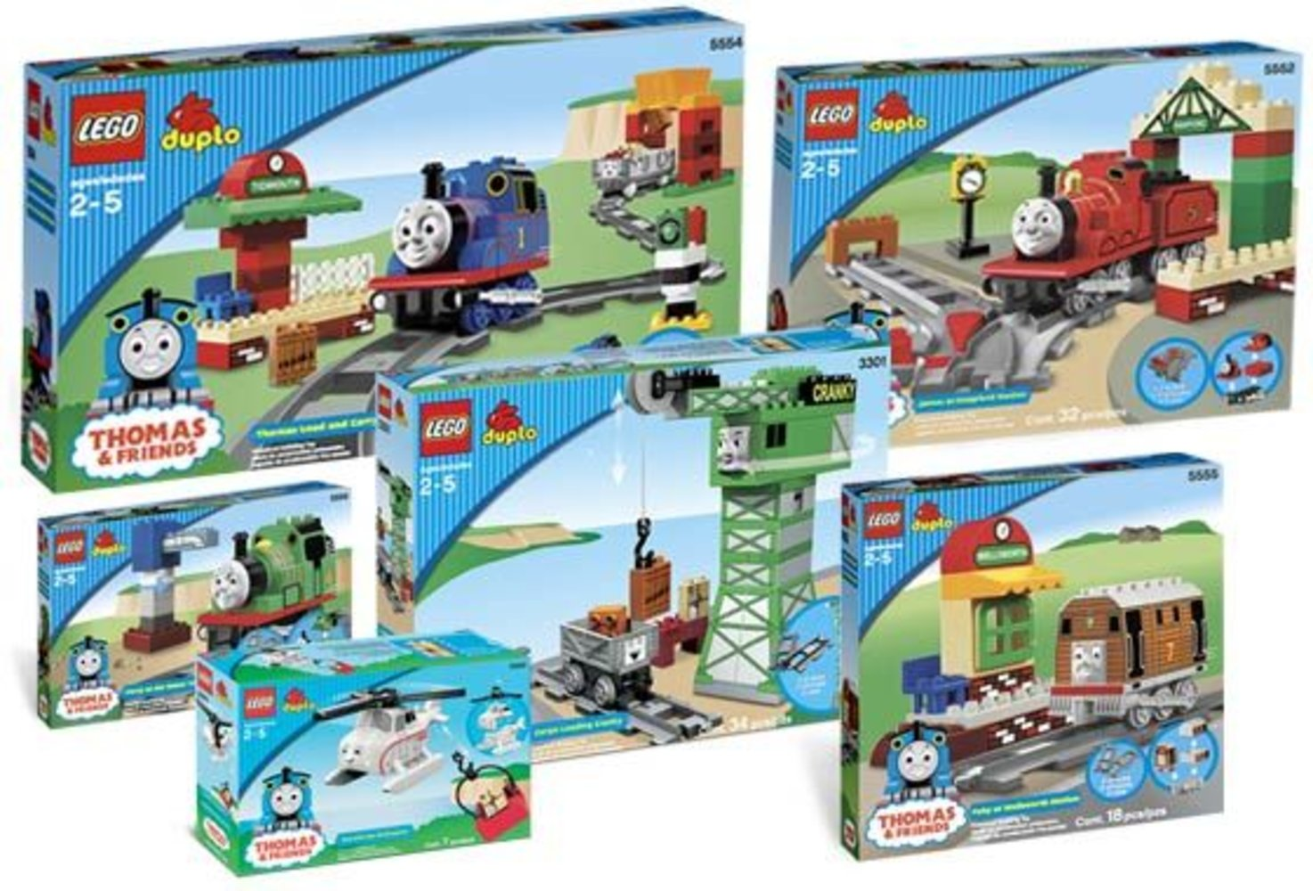 Island of Sodor Collection