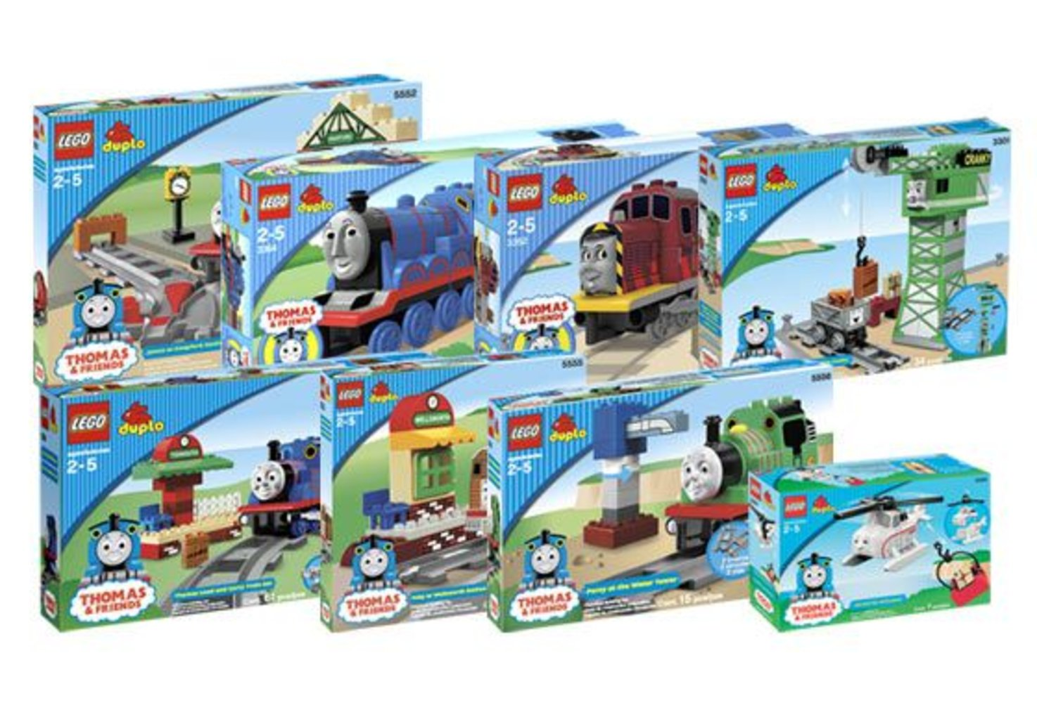 Complete Thomas Collection