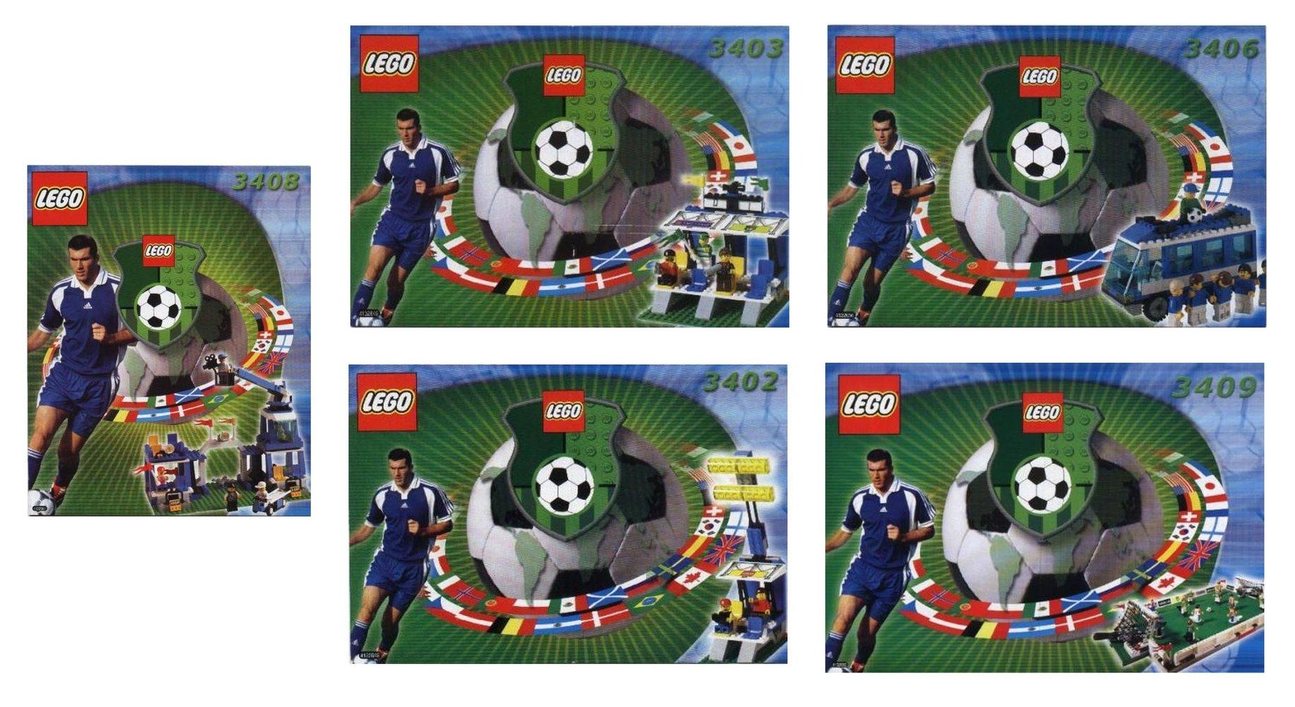 Ultimate Soccer Stadium Kit