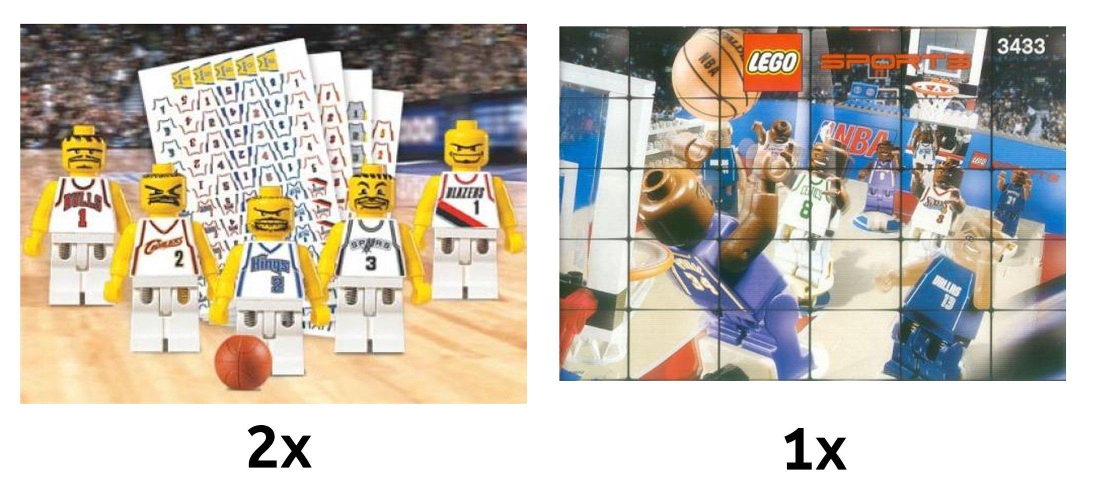 Ultimate NBA Arena Kit