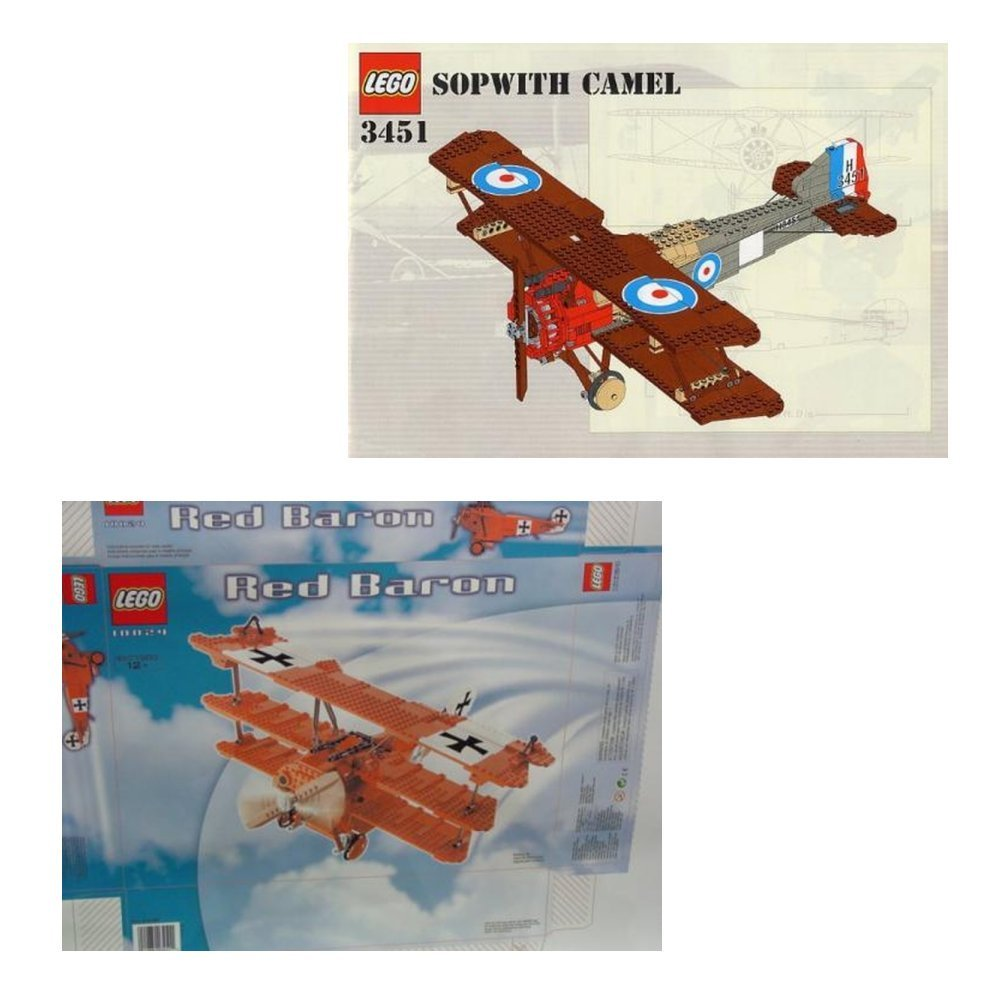 Famous Planes Kit