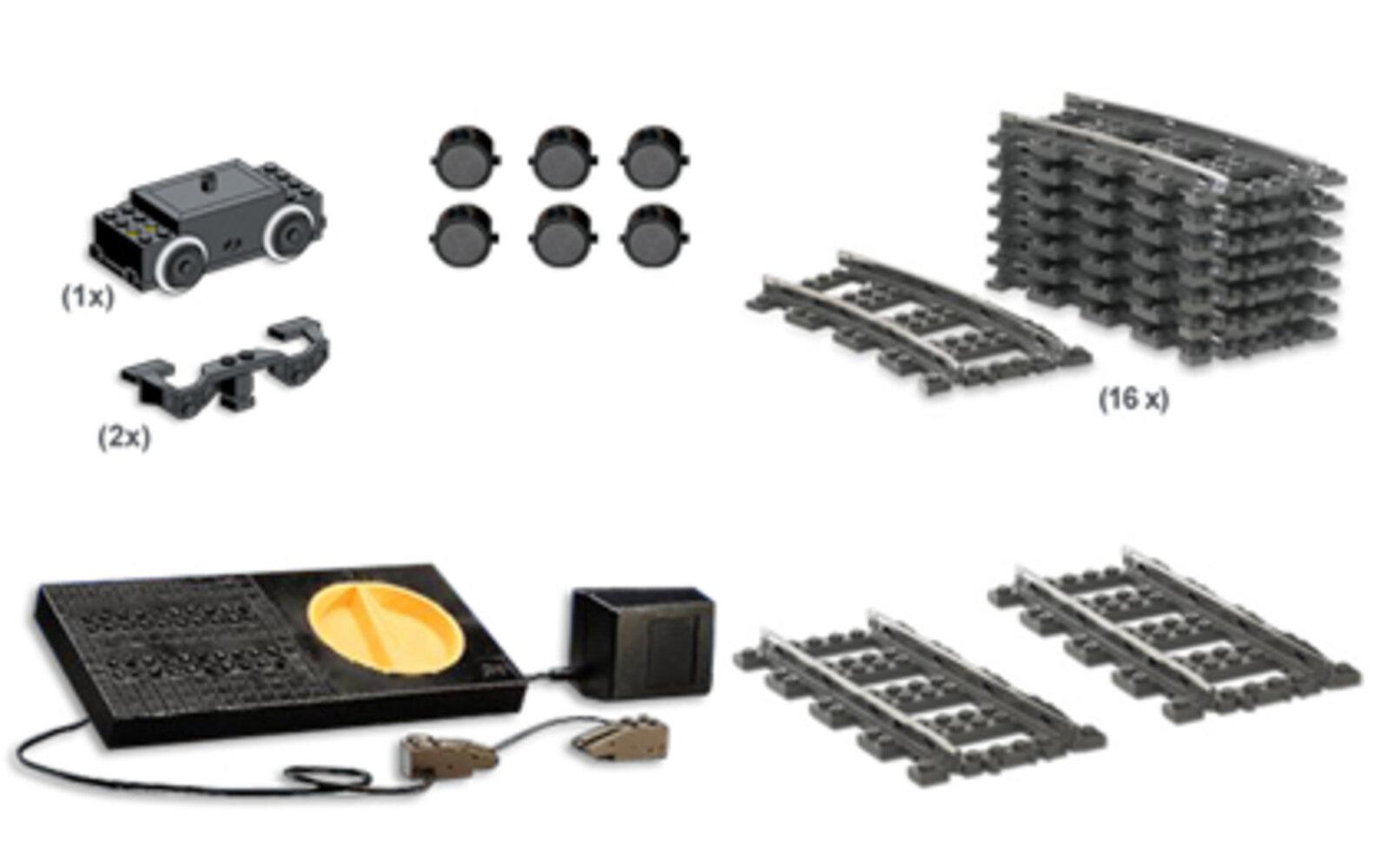 9-volt Train Accessory Collection
