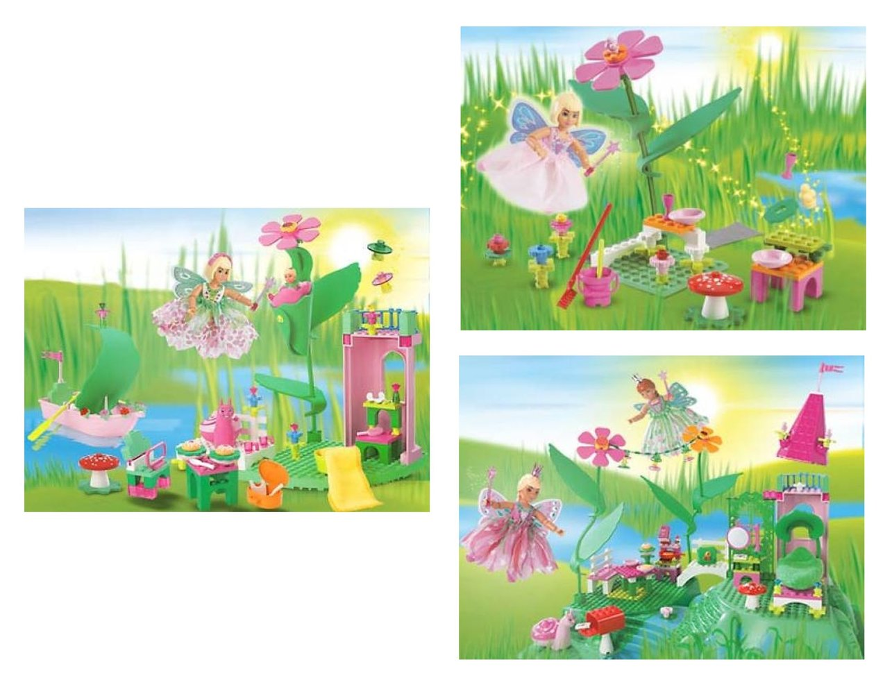 Flower Fairy Party Collection