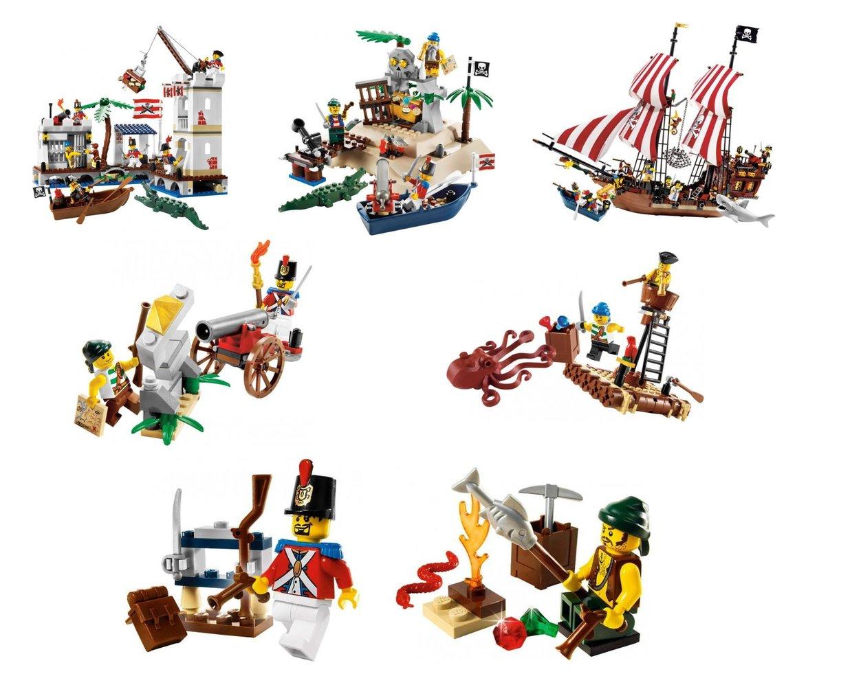 Big Pirates Collection