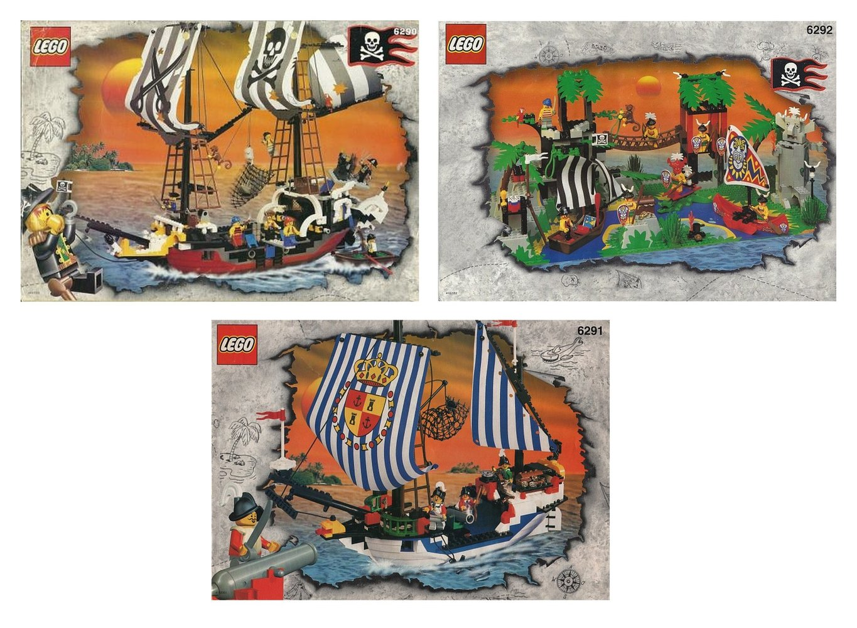 Classic Pirates Kit