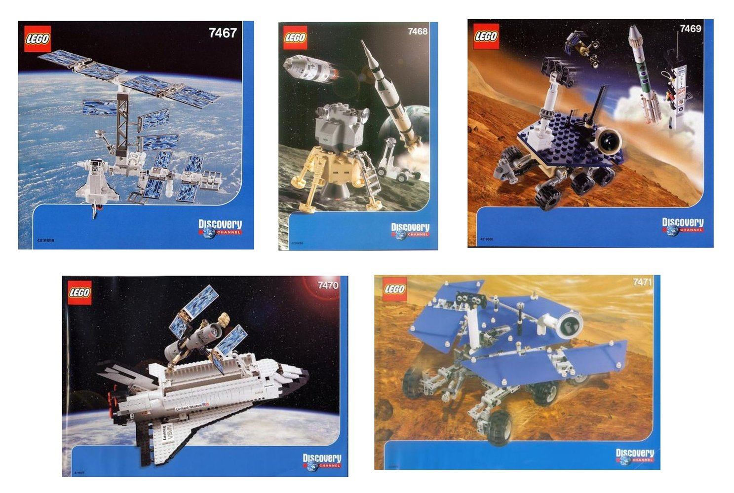 Discovery Space Kit