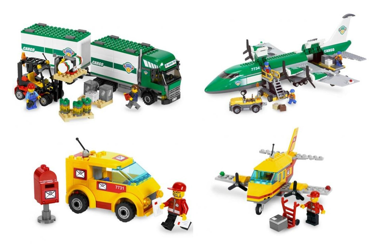 Cargo Transport Collection