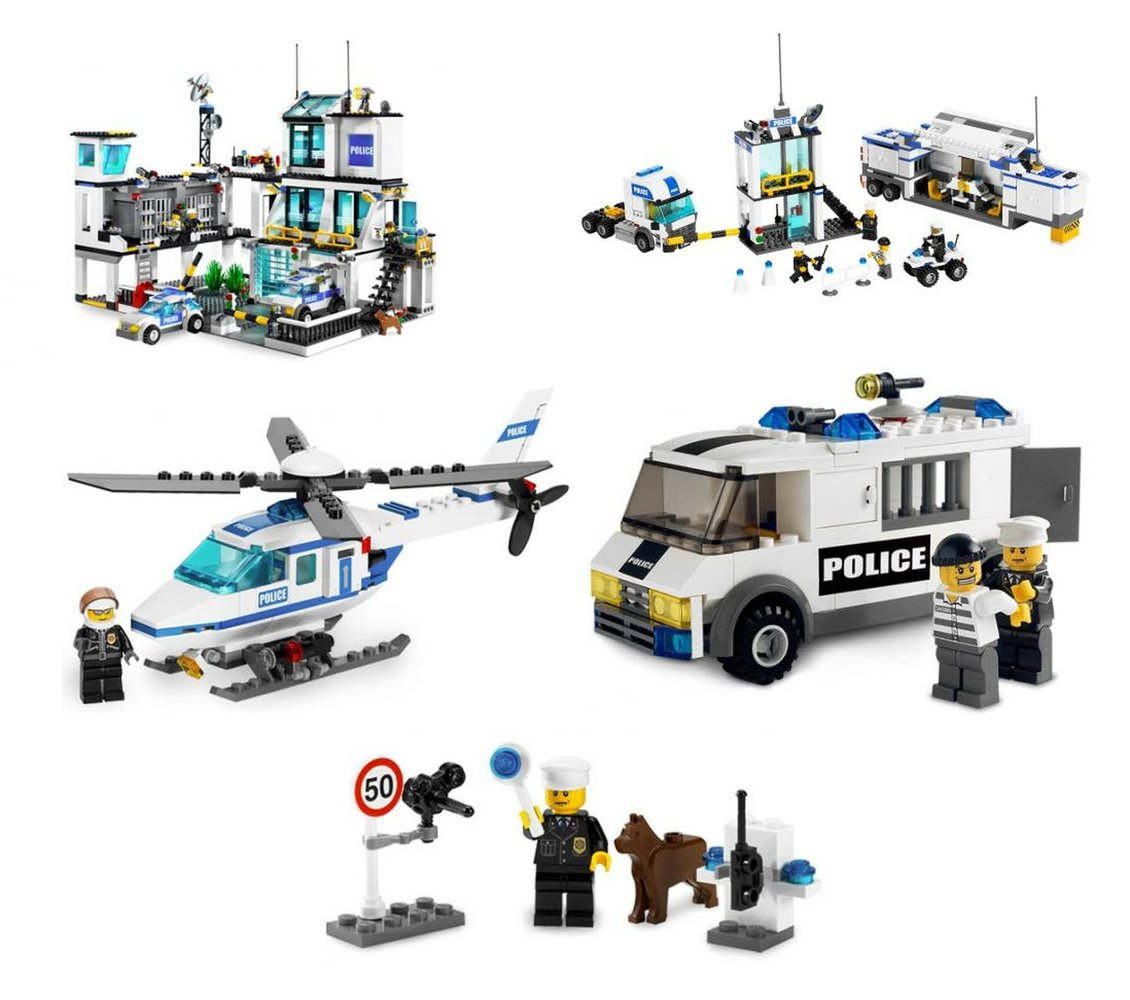 Ultimate City Police Collection