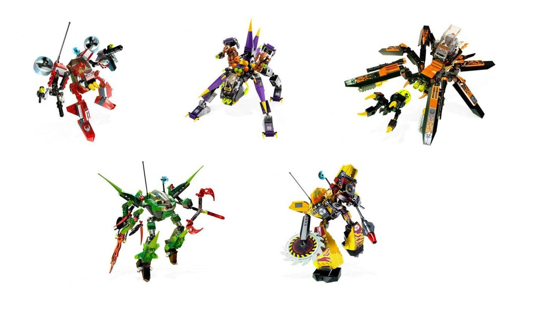Battle Machine Collection