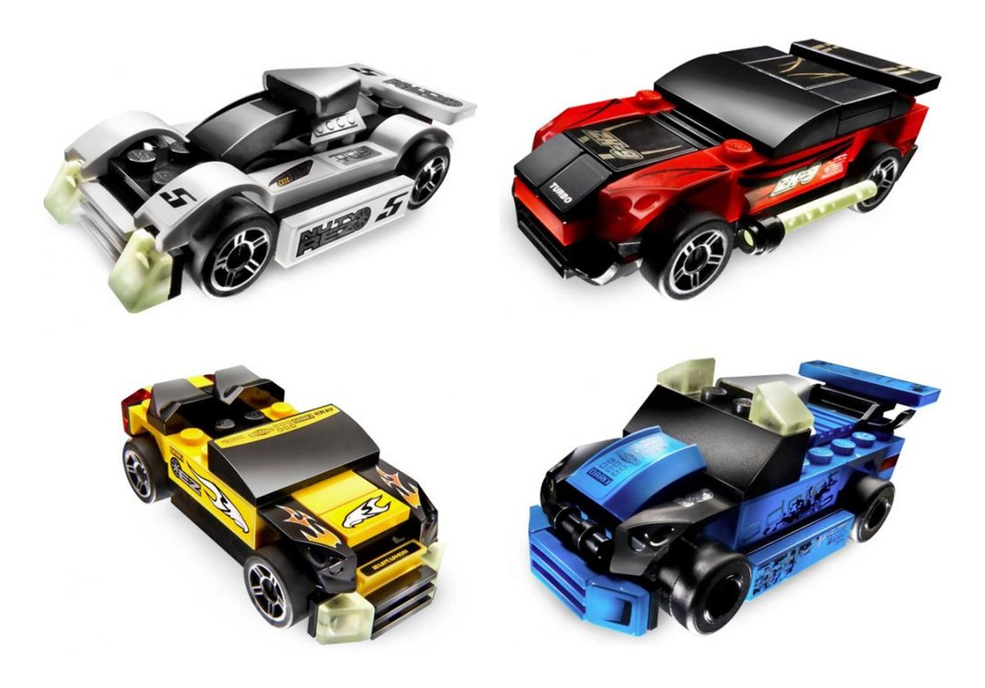 Mini Racers Collection