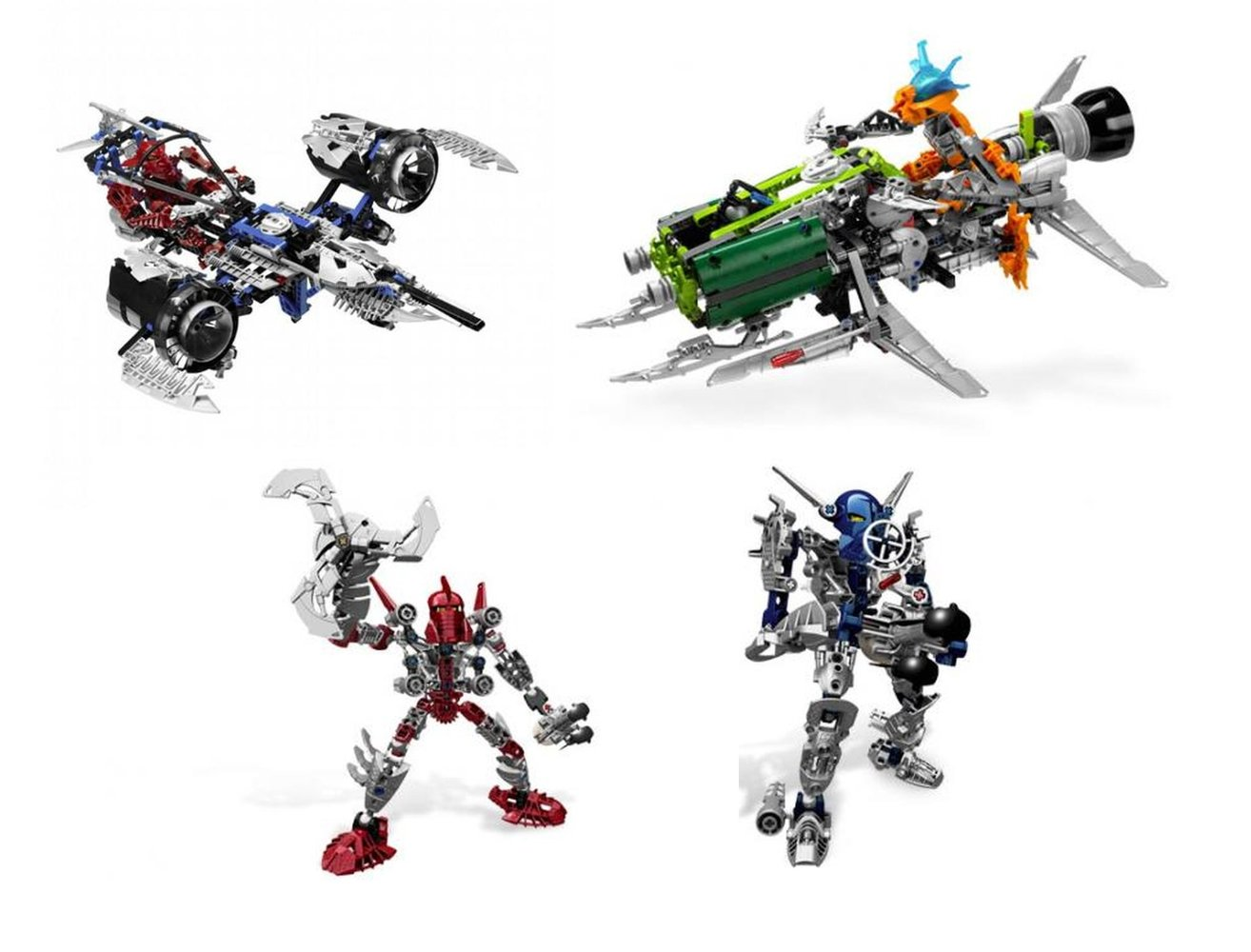 Ultimate BIONICLE Collection